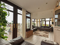 glass extension conservatories