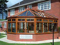 PVCU Conservatories | Glass Extensions