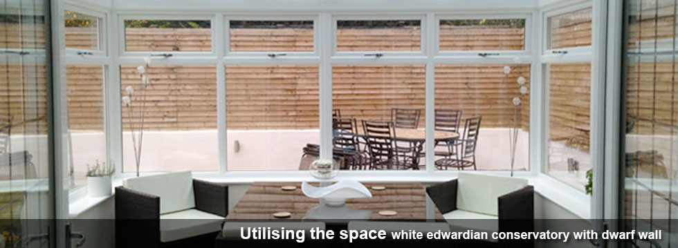 White Edwardian Conservatories | Edwardian Conservatory