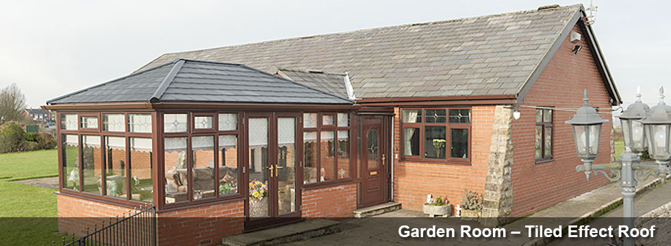 Garden Rooms and Extensions