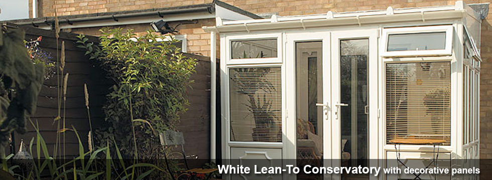 Quality Lean-to conservatories