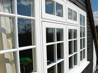 timber alternative Double Glazed Windows